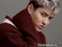 Wu Yi Fan для L'OREAL MEN EXPERTTLE