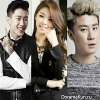 Jay Park, Ailee и San E