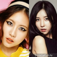 Dahee, Lee Ji Yong