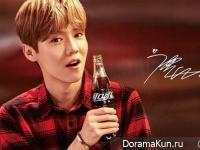 Luhan для Coca Cola CF