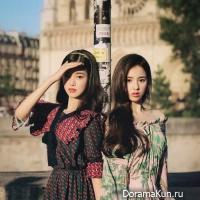 Heejin и Hyunjin