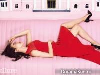 Song Ji Hyo для Allure Korea