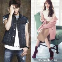 Lee Min Ho, Yoona