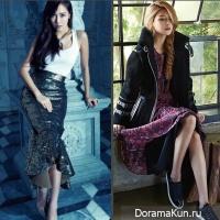 Jessica, Sooyoung