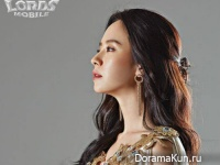 Song Ji Hyo для Lords Mobile