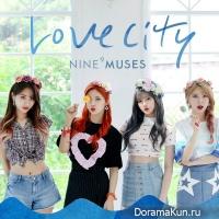 Nine Muses - LOVECITY