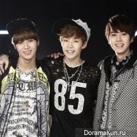 Taemin, Henry, Kyuhyun