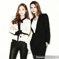 Jessica, Michelle Chua