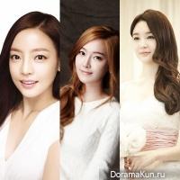 Hara, Jessica, MinKyung