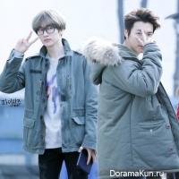 Donghae,Eunhyuk