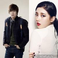 Suzy,Lee Min Ho