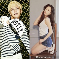 G-Dragon, Taeyeon