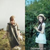 Taeyeon, SeungHee