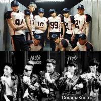 EXO, Big Bang