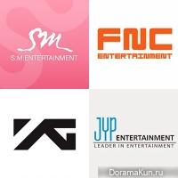 SM Entertainment, FNC Entertainment