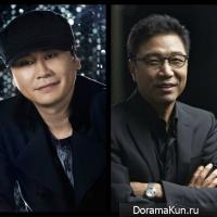 Yang Hyun Suk,Lee Soo Man