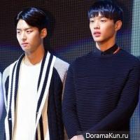 Yang Hong Seok,Jung Jin Hyung