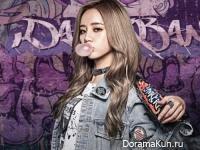 Hyeri для Dabang app