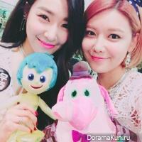 Tiffany, Sooyoung