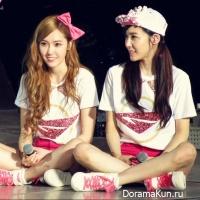Jessica, Tiffany
