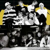 NCT U, EXO