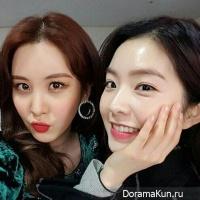 Seohyun, Irene