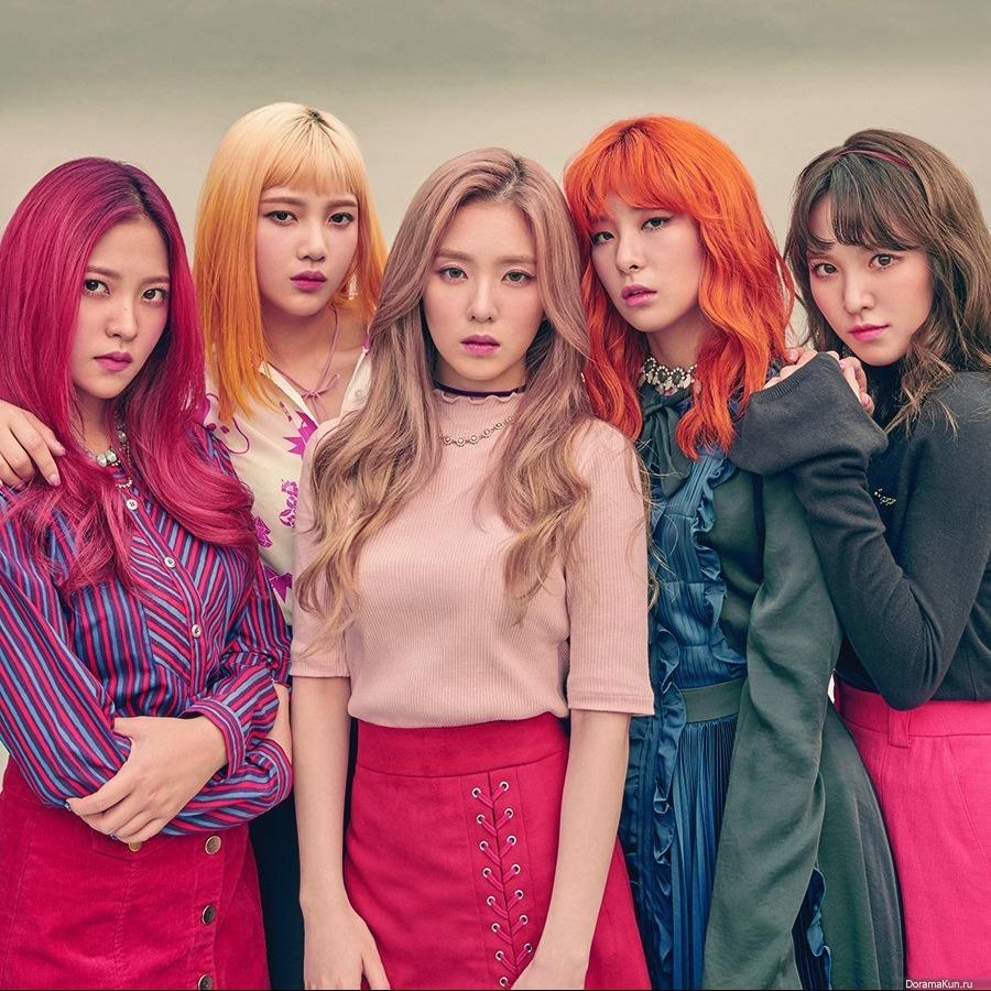 SM открыли голосование на название фан-клуба Red Velvet