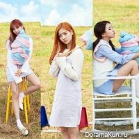 Momo, Dahyun, Chaeyoung