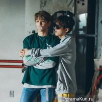 Kang Daniel, Yoon Jisung