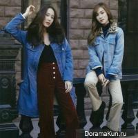 Jessica, Krystal