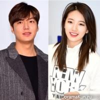 Suzy, Lee Min Ho