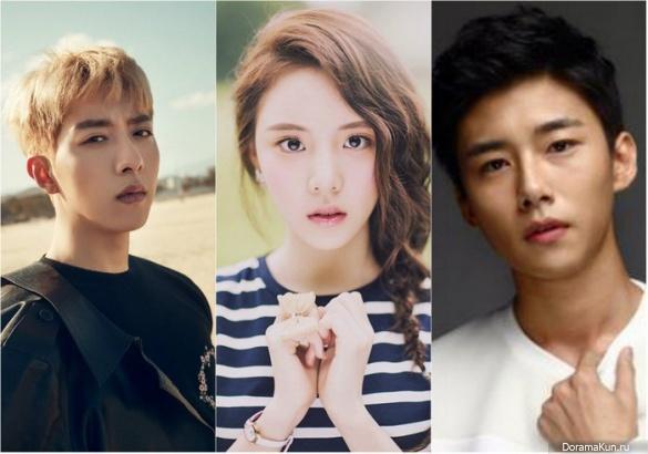 Lee Jung Shin, Lee Yeol Eum, Seo Ji Hoon