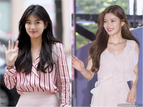 Suzy, Kim Yoo Jung