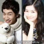 Lee Kwang Soo and Jung So Min