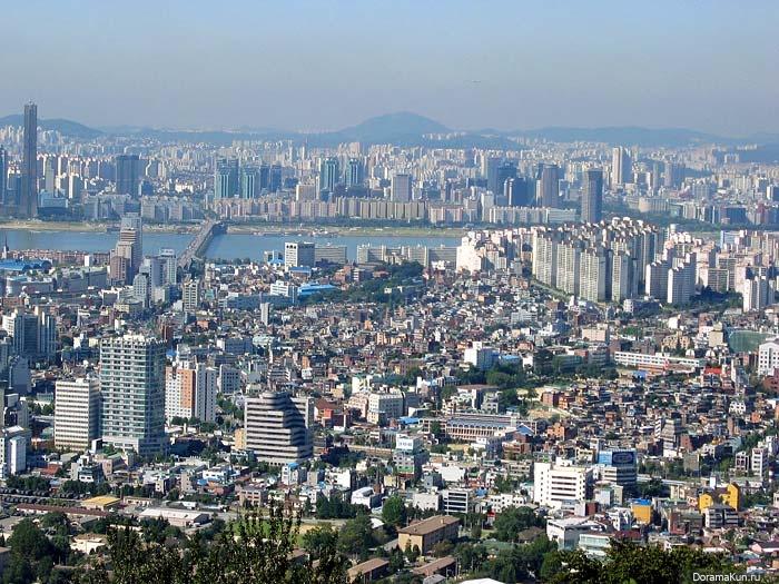 Точное время в Сеул и Сеул погоды в,Республика Корея
