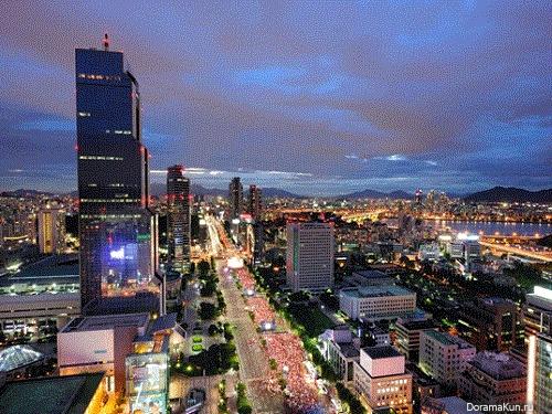 Seoul Skyscraper