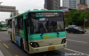 Автобусы Тэгу