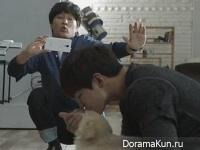 Song Jae Rim для Samsung Commercial
