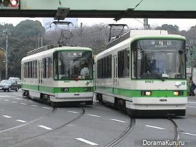 Tramwa-Tokyo