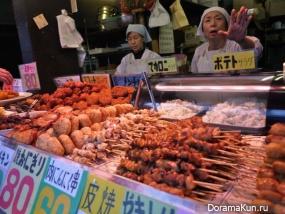 Street Food-Tokyo