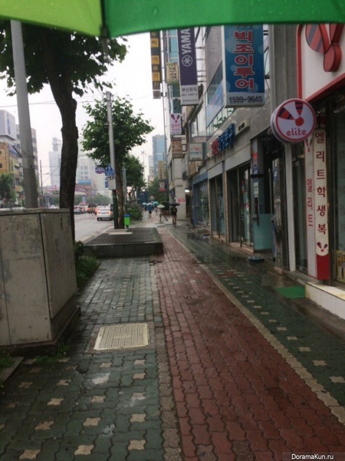 Long rainy season hits Korea