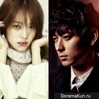 Han Hyo Joo and Kang Dong Won