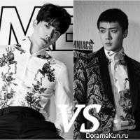 Lee Dong Wook vs EXO Sehun