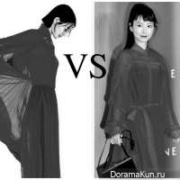 Shin Min Ah vs Jung Yu Mi