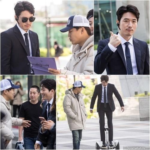 Jang Hyuk And Cha Tae Hyun