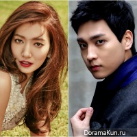 Park Shin Hye and Choi Tae Joon
