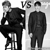 Lee Dong Wook vs Jung Kyung Ho