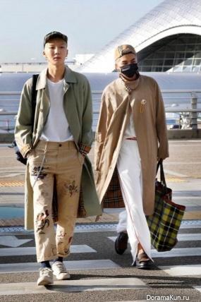 Seunghoon and Mino