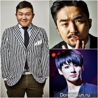 Yoo Byung Jae Jo Se Ho and Jungkook