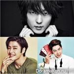 Lee Joon Gi, Kang Ha Neul and Hong Jong Hyun